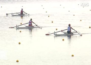 東京五輪ボート IOCが韓国開催も検討か