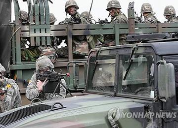 """영국군 """"키리졸브에도 참여했다""""···한미 군사공조에 합류"""
