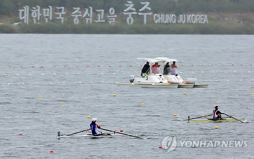 Asahi: IOC Reviews Chungju as Alternative Rowing Venue for Tokyo Olympics