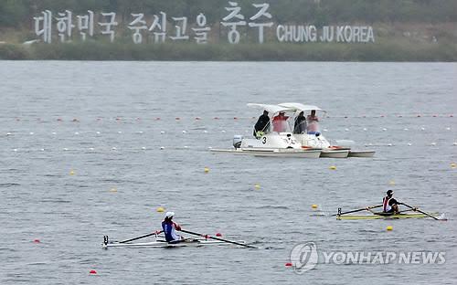 """COI: """"Las pruebas de remo de los JJOO de Tokyo podrían celebrarse en Corea del Sur"""""""