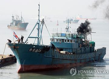 """""""서해 NLL 해역 중국어선 불법 조업 지난해보다 줄어"""""""