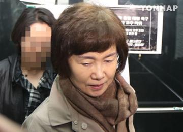 이화여대 최경희 총장 전격 사퇴