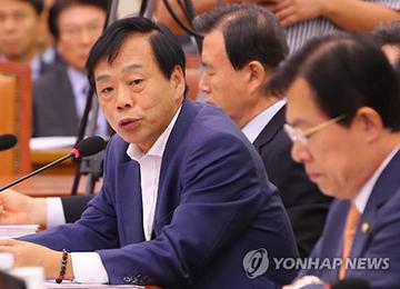 """국정원장 """"송민순 회고록, 사실에 가깝다는 느낌 받아"""""""