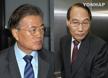 검찰, '송민순 회고록' 문재인·김만복 고발사건 수사 착수···공안1부 배당