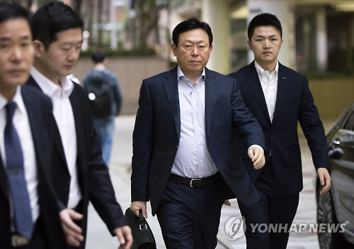 Prosecutors Indict Five Lotte Family Members For Corruption