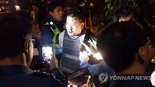 Mann erschießt Polizist mit selbstgebauter Waffe