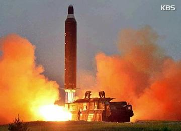 Bắc Triều Tiên tiếp tục thất bại khi phóng tên lửa Musudan lần thứ tám