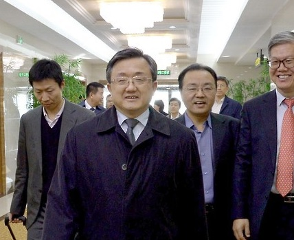 Chinese Vice Foreign Minister Visits N. Korea