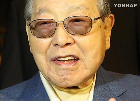金鍾泌元国務総理が死去 日本と太いパイプ