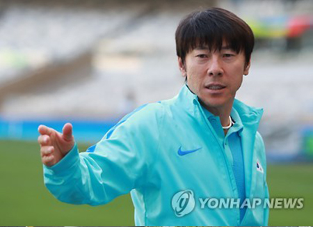 Coach Shin Tae-yong to Head Nat'l Football Team