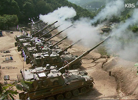 S. Korea Close to Exporting K9 Howitzer to Finland