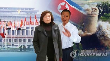 N. Korean Official Returns Home After Meeting US Experts in Geneva