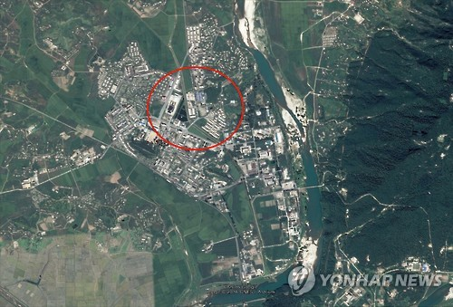 RFA: N. Korea Building Large Apartment Near Yongbyon