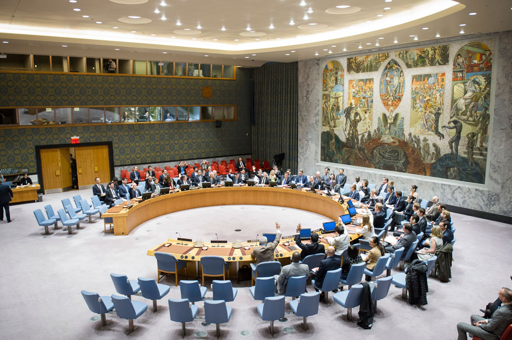 UNSC Condemns Botched Missile Test by N. Korea