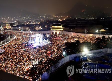 Las protestas populares continuarán en busca de una renuncia inmediata de Park Geun Hye