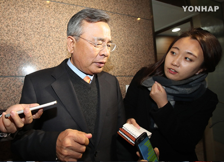 Counsel Park Pushes for In-person Interview with President