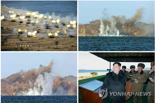 Military Vows to Retaliate N. Korean Provocations
