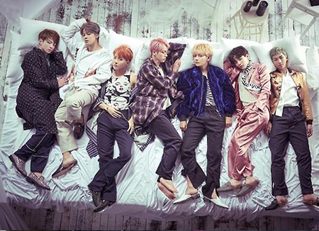 BTS, Twice Picked as Top K-Pop Singers This Year