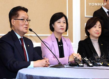 野党3党 「4月の退陣表明あっても、弾劾案は採決」