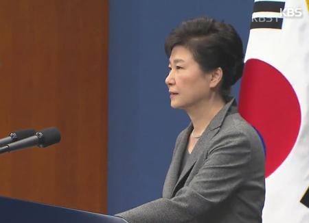 La presidenta insiste en que la Asamblea fije el momento de su renuncia