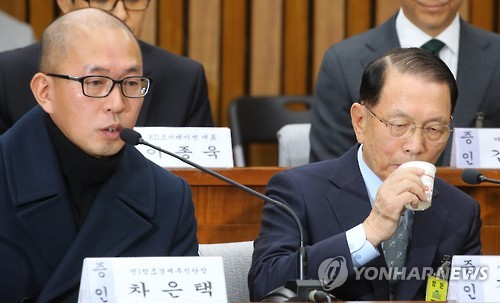 Director Cha: Choi Soon-sil Influenced Minister, Presidential Aide Appointments