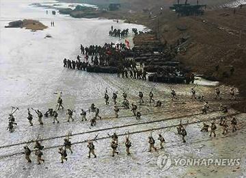 Северокорейские вооружённые силы приступили к зимним учениям