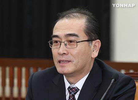 许英玉:北韩关注:太勇浩:北韩已向驻外使馆发公函称明年韩国大选前进行核试验