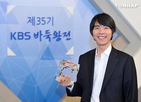 李世乭9段、世界囲碁名人戦で優勝