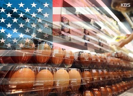 関税ゼロで卵輸入へ 鳥インフルで卵不足