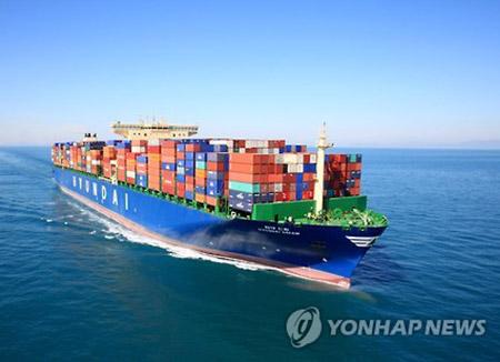 Судоходная компания Hyundai Merchant Marine откроет контейнерную линию между РК и Россией