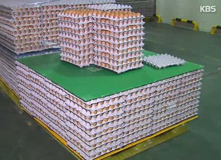 Gobierno cubrirá 50% del coste de transporte para importación de huevos