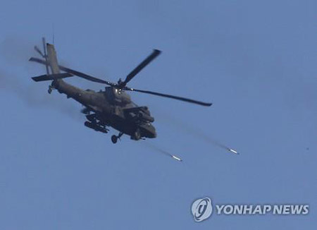 США разместят в РК ещё 24 вертолета Apache
