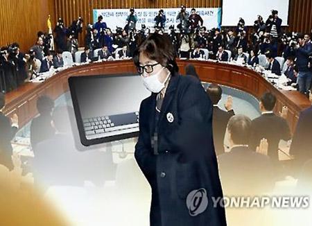 特別検察官 崔被告の新たなタブレットを確保