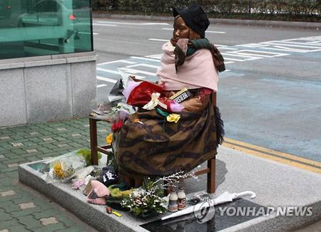 平和の少女像 設置の動き広がる