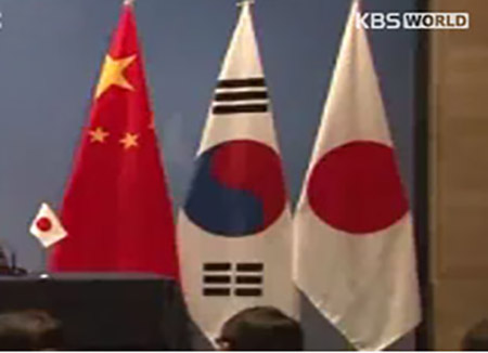 韓日中の通信社 共同写真展へ