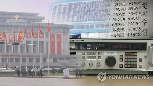 N. Korea Transmits 2nd Number Broadcast This Year