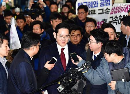 Choi Gate : mandat d'arrêt demandé contre le numéro deux de Samsung
