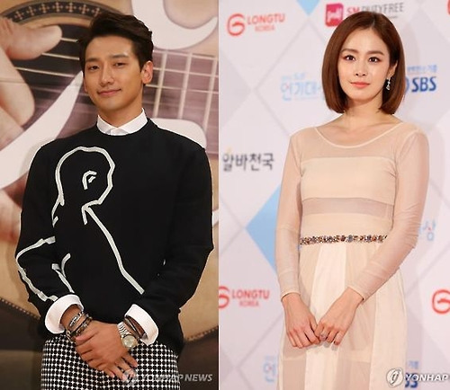 Singer Rain Announces Marriage with Actress Kim Tae-hee