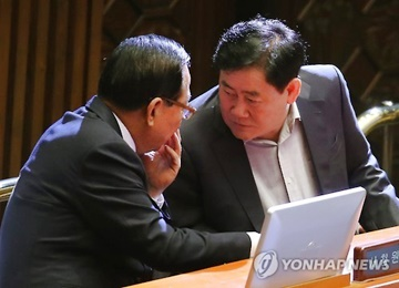 Saenuri Ethics Committee Suspends Membership of 3 Pro-Park Lawmakers