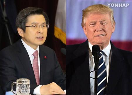 PM Hwang Kyo-ahn Kirim Surat Ucapan Selamat Kepada Donald Trump