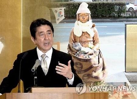 「韓国と基本的価値を共有」3年連続使わず 安倍首相