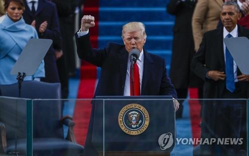 美国新政府对外发表北韩和伊朗核武开发应对战略
