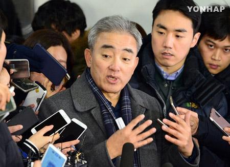 Ex-Culture Minister: Kim Ki-choon Led Blacklisting of Artists