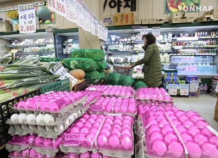 В РК растут цены на куриные яйца