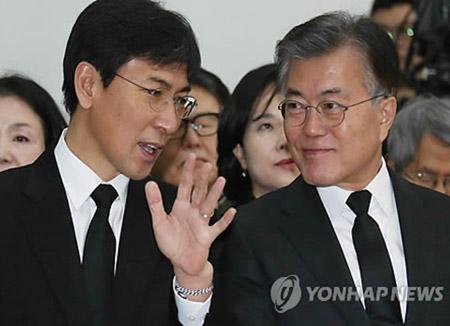 Moon Jae-in Unggul dalam Jajak Pendapat Pilpres Korsel