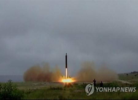 北韓 日本の衛星打ち上げを口実にミサイル発射示唆