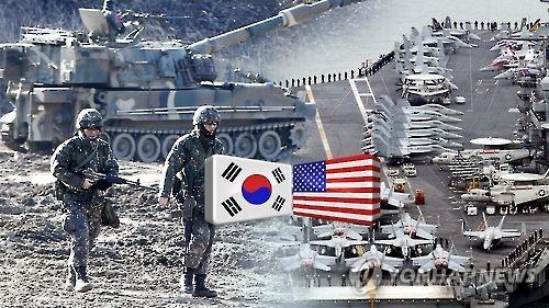 Seúl y Washington enfatizan importancia de maniobras militares conjuntas