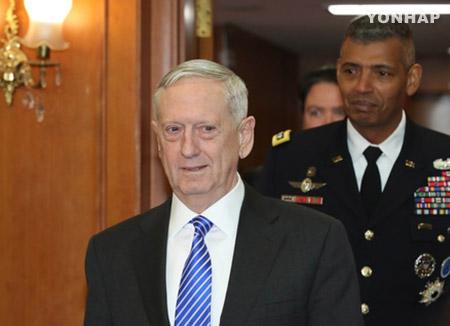 Washington promet d'écraser la Corée du Nord en cas d'attaque