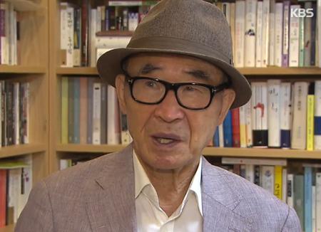 韓国人詩人の高銀氏 ノーベル文学賞受賞ならず