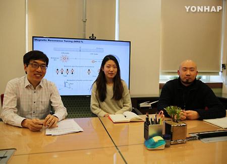 Koreanische Forscher entwickeln besseres MRT-Kontrastmittel